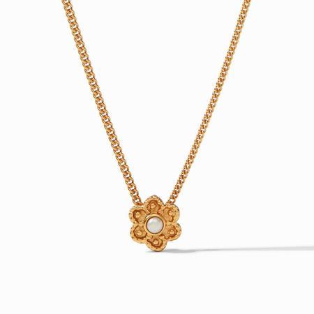 Julie Vos Colette Delicate Necklace - 24K gold