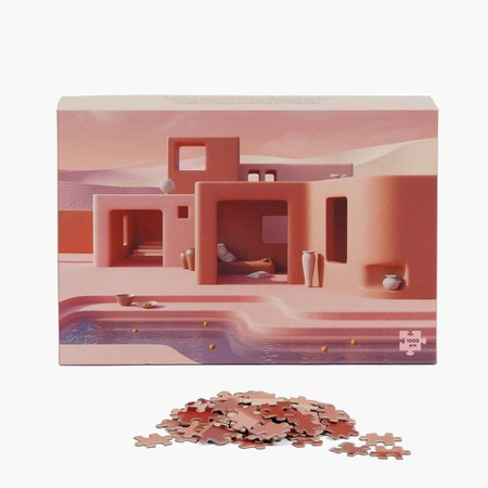Slowdown Studio ADOBE POOLSIDE PUZZLE