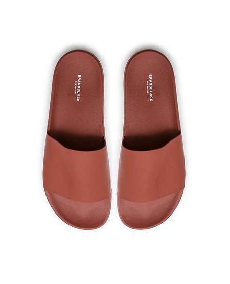 Brandblack Women's Mango Kashiba-Lux Slides - red