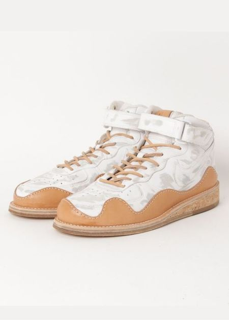 Peterson Stoop Iconic Wavy Air Force 1 Sneaker
