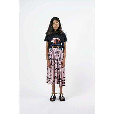 kids wolf & rita simone skirt - synergie pink