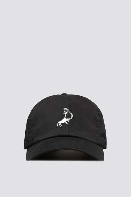 Assembly Altimara Embroidered Hat - Black/White