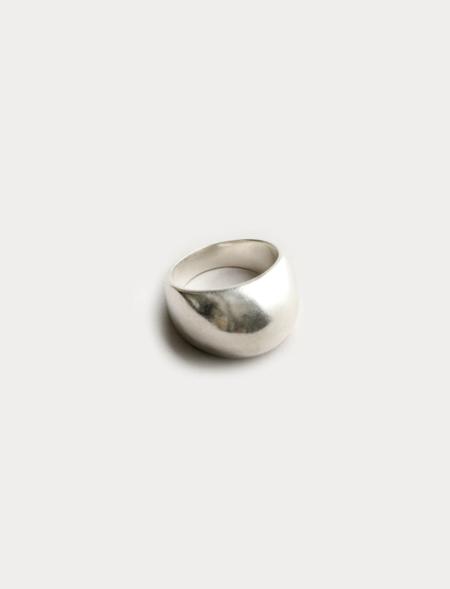MERAKI BOUTIQUE Wolf Circus Fera Ring - Silver