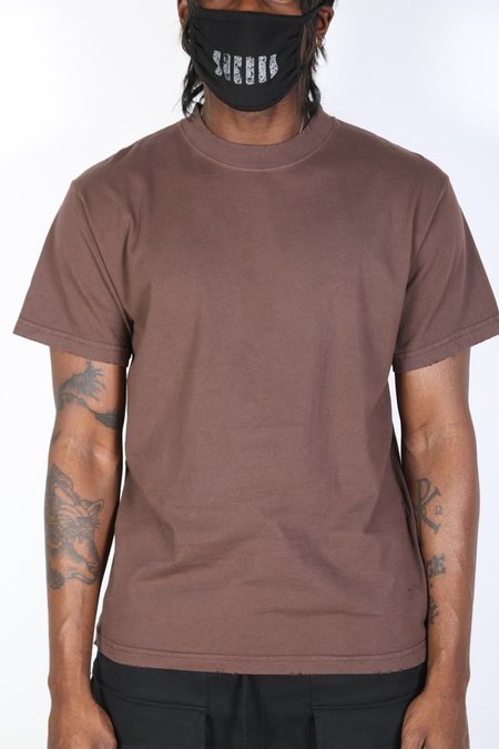 Machus Modern Tee - Grizzly