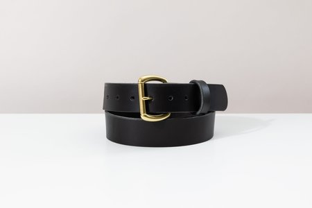 Foxtrot Studio Standard Belt - Black