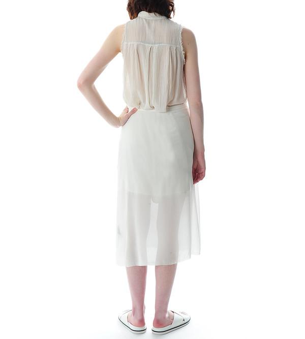 Raquel Allegra Sheer Skirt