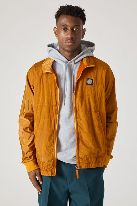 Stone Island Nylon Metal Ripstop-Tc Jacket - Orange
