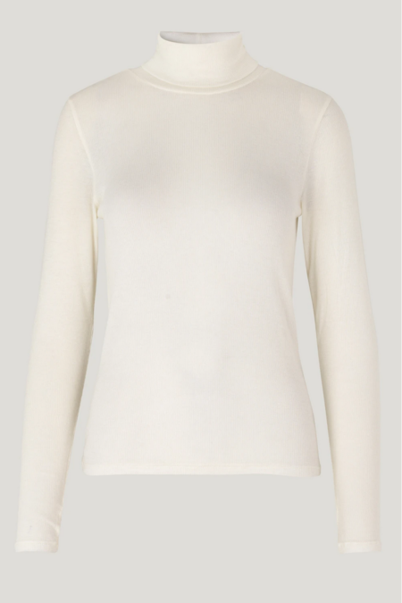 Just Female Millie Rollneck sweater - Papyrus