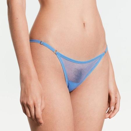 Yasmine Eslami Jeanne Mini Bikini Brief - Lavender