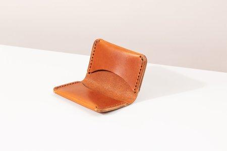 Foxtrot Studio Slim Bifold - Cognac