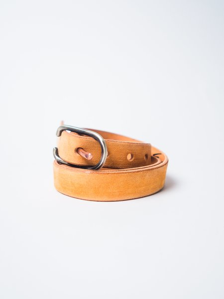 """CAUSE AND EFFECT TAN 1"""" BELT"""