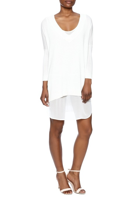Charli London Clover Tunic