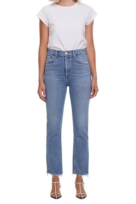 Agolde Wilder Jeans - Cascadia