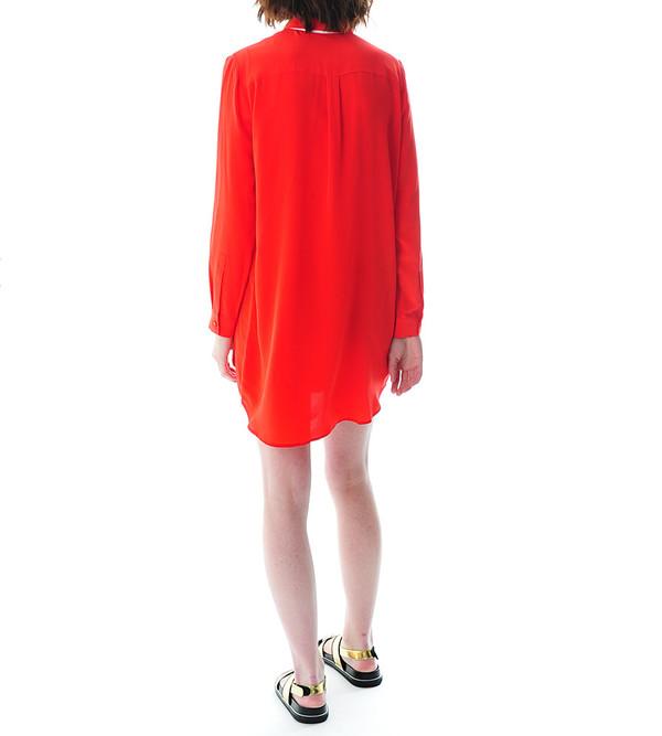 Mason By Michelle Mason Silk Shirtdress