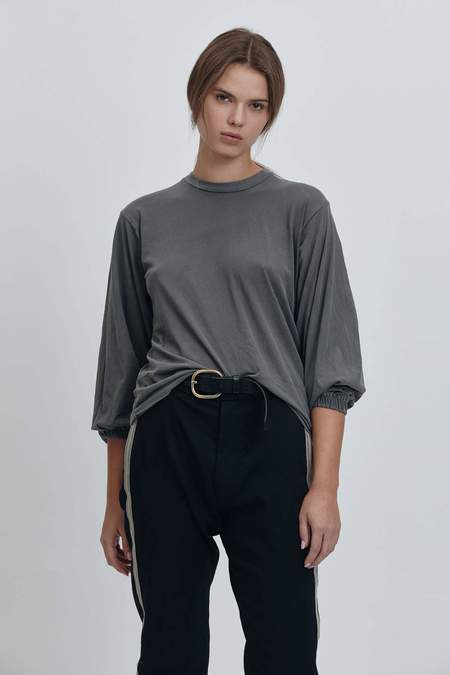 Q House of Basics Lucy Top - Stone