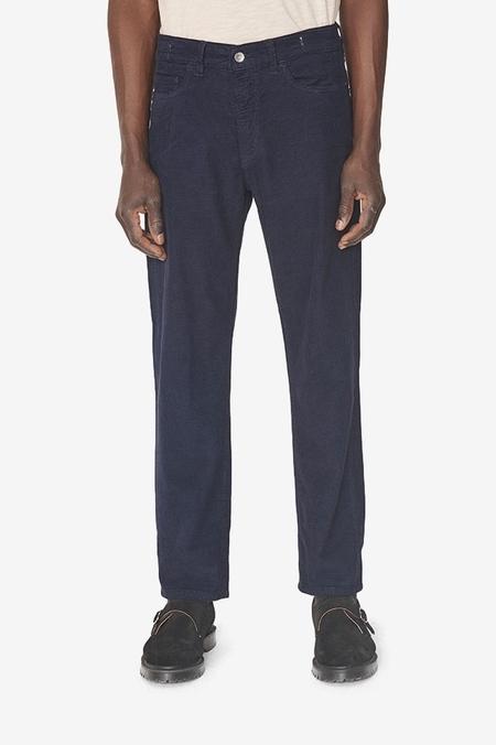 YMC Tearaway Jeans - Navy