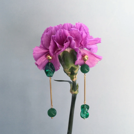 Project Bon Donna earrings