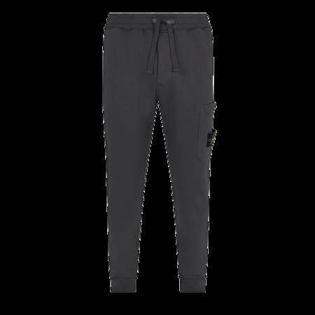 Stone Island Fleece Pants - Charcoal