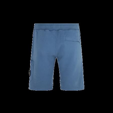 Stone Island Fleece Shorts - Periwinkle Blue