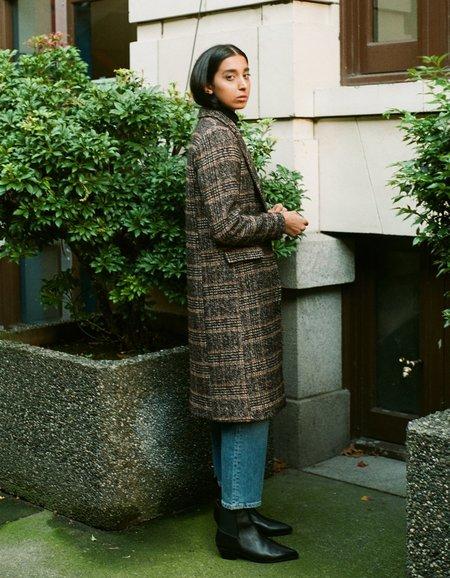 La Petite Francaise Maurice Coat - Check