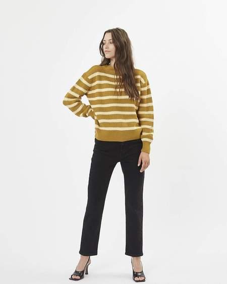 Minimum Sweater Mikala - Dried Tobacco