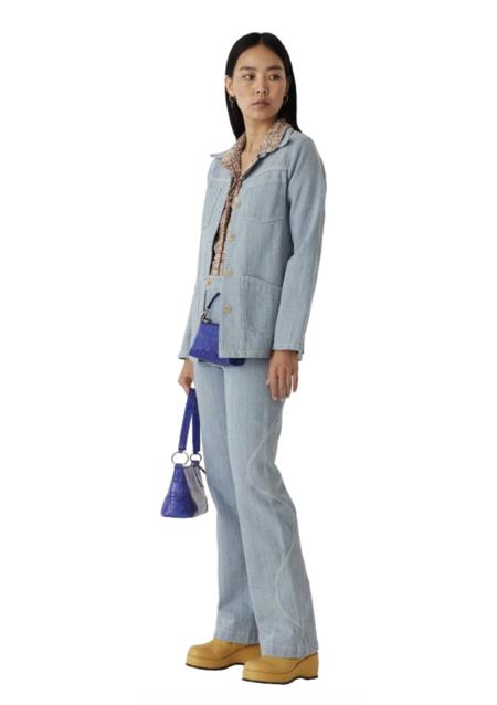 Paloma Wool Spears Denim Trousers