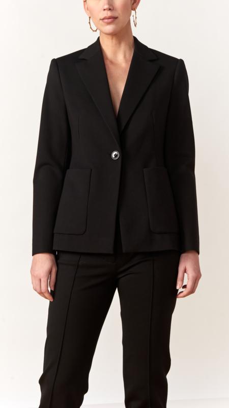 Dorothee Schumacher Emotional Essence Jacket - Black