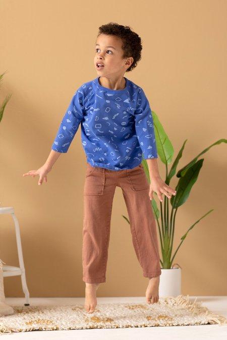 Kids North Of West Traveler Jeans - Terracotta