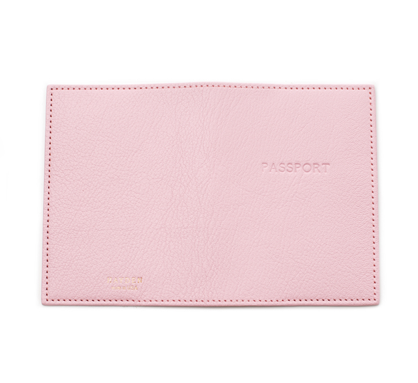 Hayden Leather Leather Passport Cover
