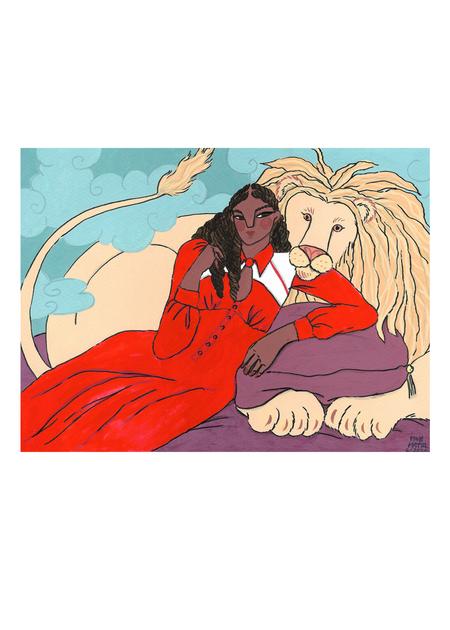 Ping Hatta Leo in Sretsis artwork
