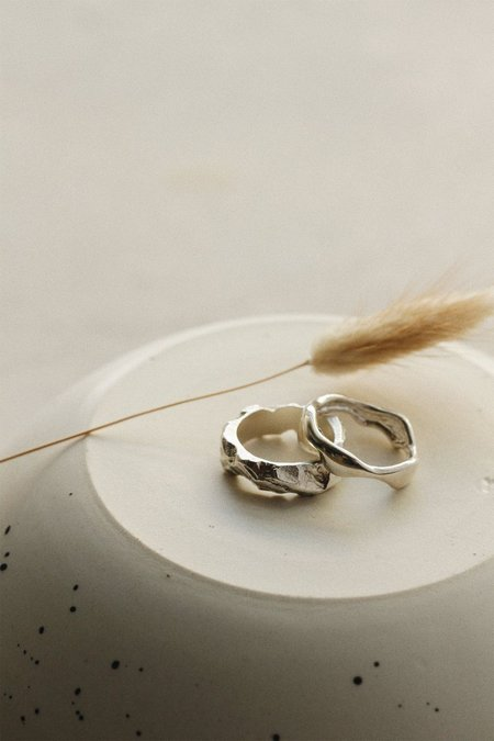 Eugenia Chan Glaciers Ring - Gold