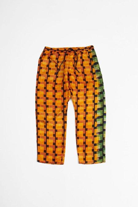 Dries Van Noten Parkino pants - orange