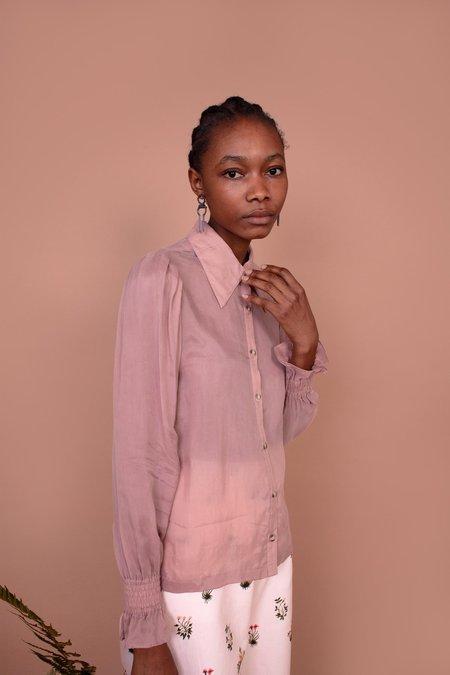 Meadows Mimosa Shirt - Blush
