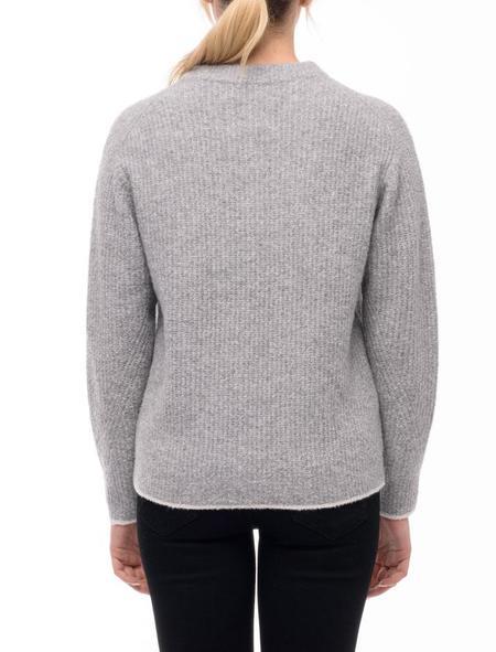 Line Knitwear Andi Sweater - quarry