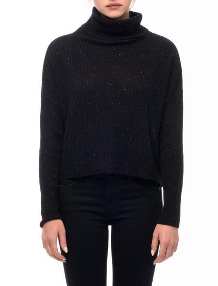 Line Knitwear Beatrice Turtleneck - galaxy