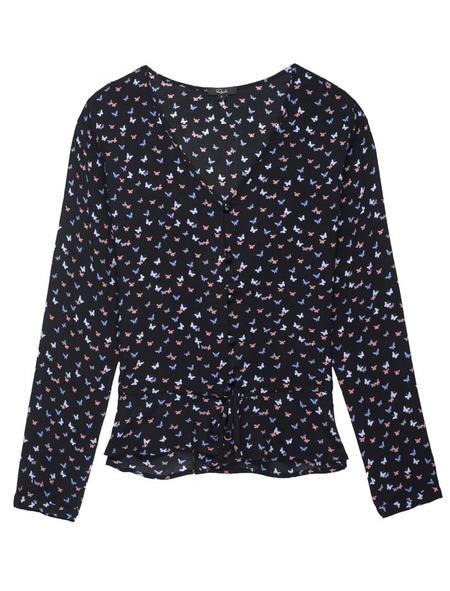 Rails Beaux Shirt - Mariposa