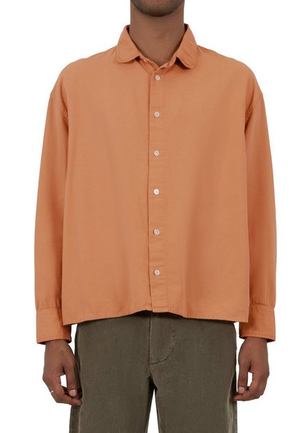 Olderbrother Anti Fit Shirt - Chantrelle