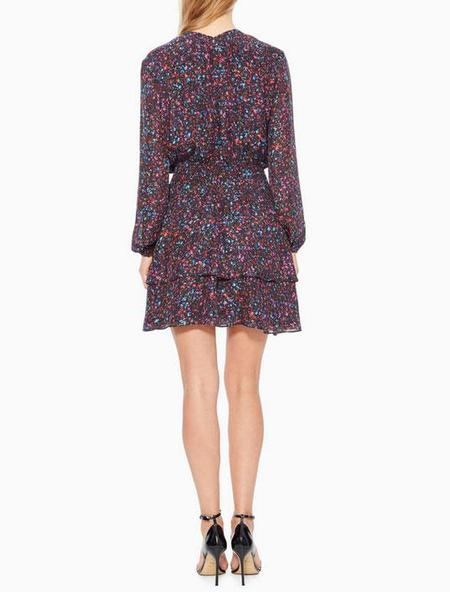 Parker NY Clementine Floral Dress - Mini Ditsy