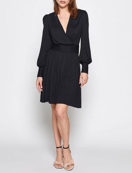 Joie Corelle Dress - Caviar