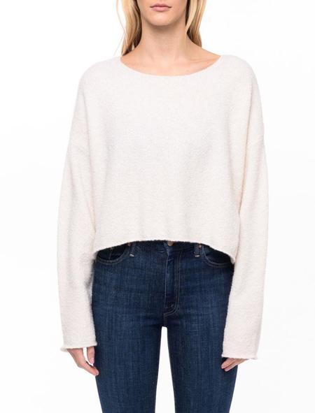 Line Knitwear Leighton Sweater - powder