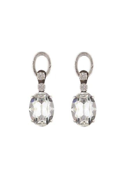 Dannijo Loewy Dannijo Earrings - silver