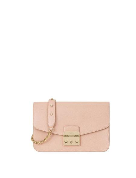 Furla Metropolis Shoulder Bag - moonstone