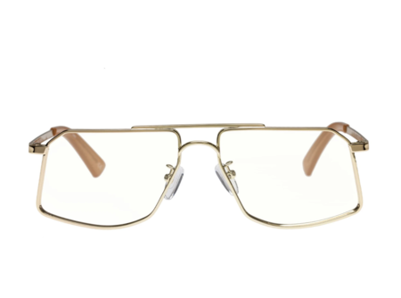 MERAKI BOUTIQUE The Book Club: SAME CHAIR eyewear - GOLD