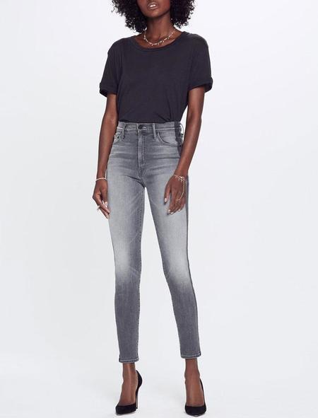 Mother Denim Swooner Jeans - Supermoon Stripe