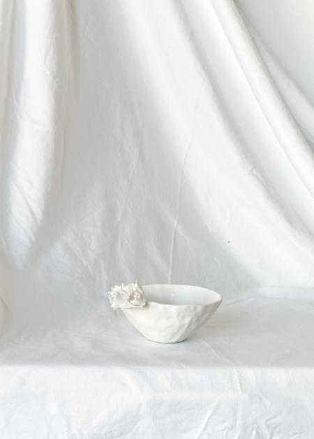 Dear You Ceramics Blossom cup - white