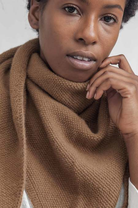L'envers Alice Wool Scarf