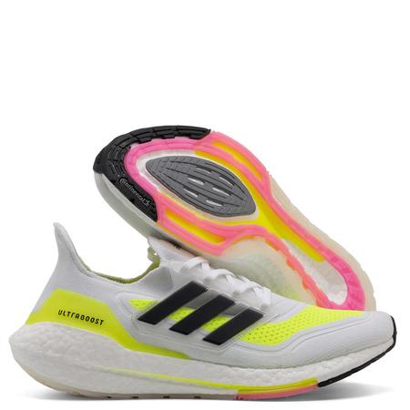 adidas Ultraboost 21 Shoes - FTWR White