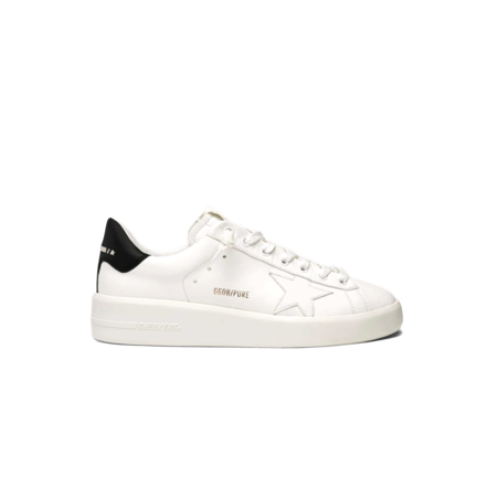 Golden Goose Purestar Sneakers - Black/White