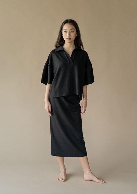 Vestige Story Discourse Skirt - Black