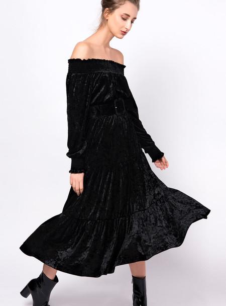Series Noir Dasha Dress - Black